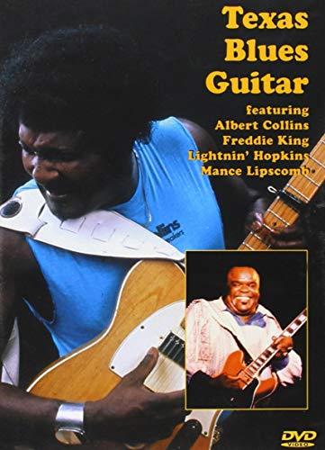 Texas Blues Guitar - DVD. Für Gitarre