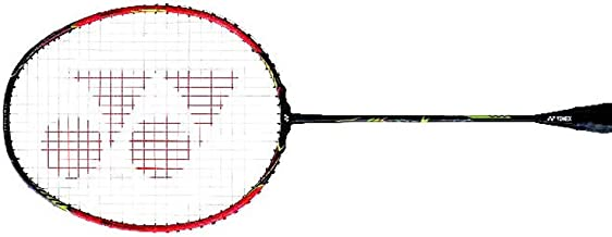 YONEX Voltric Lin Dan Force (2019) Badminton Racquet (Crystal Red)