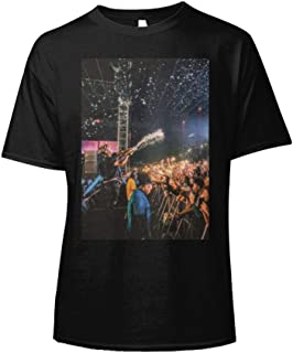Juice Wrld Concert Active T-Shirt Vintage Men Shirt Tshirt For Women Classic Handmade Shirt Retro Graphic Tee