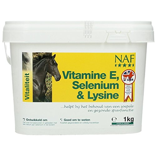 NAF Vitamin E and Selenium Plus