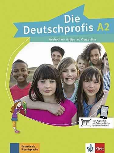 Die Deutschprofis A2: Kursbuch mit Audios und Clips online