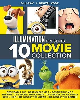 Illumination Presents  10-Movie Collection [Blu-ray]