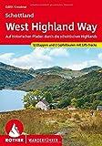 West Highland Way: Auf historischen Pfaden durch die schottischen Highlands. 12 Etappen und 2 Gipfeltouren mit GPS-Tracks (Rother Wanderführer)