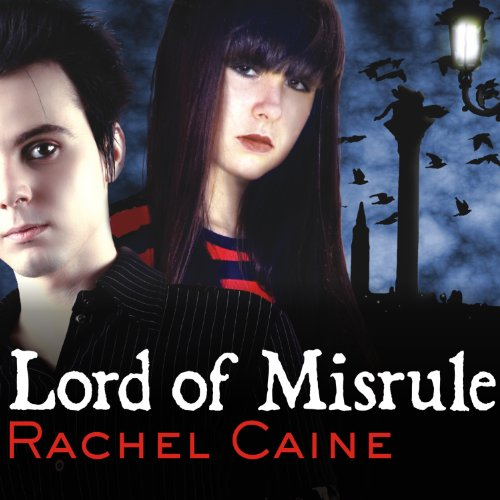 Lord of Misrule audiobook cover art