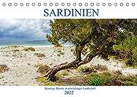 Sardinien Knorrige Baeume in urwuechsiger Landschaft (Tischkalender 2022 DIN A5 quer): Ausdrucksstarke alte Baeume in beeindruckender Landschaft (Monatskalender, 14 Seiten )