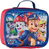 Paw Patrol Boys Insulated Lunch Box - Lunch Bag (Red)