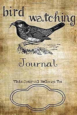 Bird Watching Journal