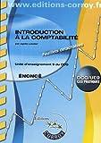 Introduction à la comptabilité Énoncé - UE 9 du DCG