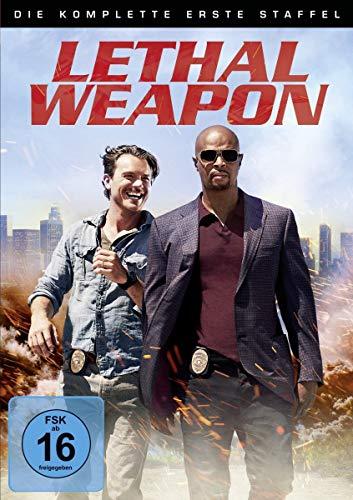Lethal Weapon - Die komplette erste Staffel [4 DVDs]