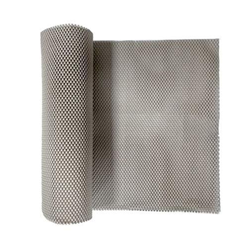 Addis Alfombra Antideslizante para cajón (PVC, 3 m), Color Gris, 35cm x...