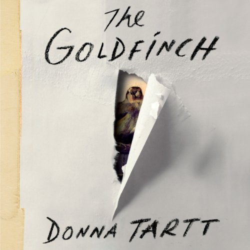 The Goldfinch audiobook cover art