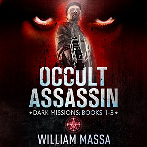 Occult Assassin: Dark Missions (Books 1-3) cover art