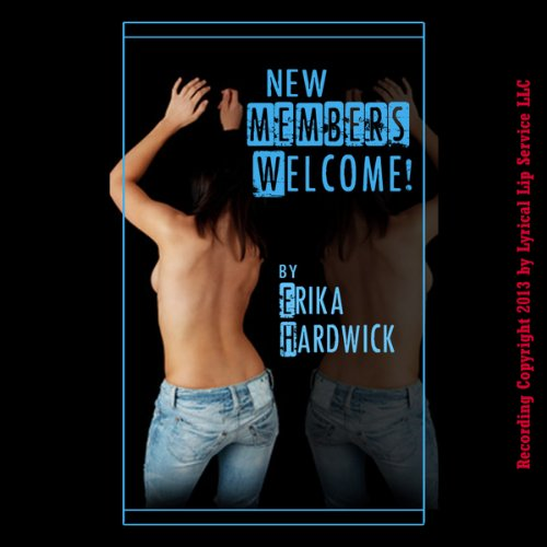 New Members Welcome! audiobook cover art