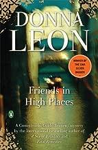 Friends in High Places: A Commissario Guido Brunetti Mystery (Commissario Brunetti Book 9)