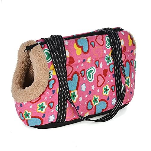 Clásico portador del animal doméstico for los pequeños perros Cozy Dog gato cachorro Suave Bolsas Mochila al aire libre Suministros for mascotas bolsa de viaje Sling Chihuahua mascota pug Correa de ho