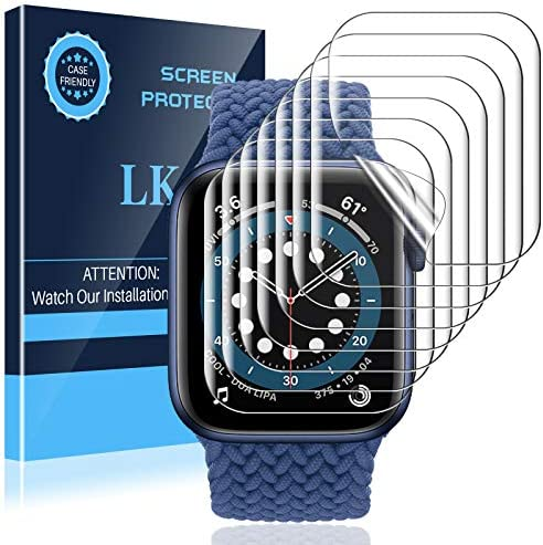LK 8 Pack Screen Protector Compatible wi