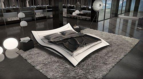 Sofa Dreams Compleet bed Ancona met matras en lattenbodem 180 x 200 cm - 200 x 200 cm - 200 x 220 cm