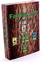Family Tree The Card Game - for Kids, Adults, Groups and Teens