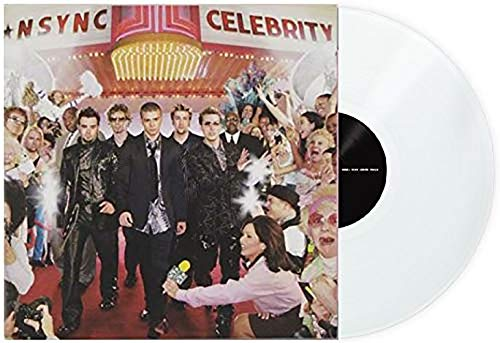 Celebrity - Exclusive Limited Edition Clear Vinyl LP [Condition-VG+NM]