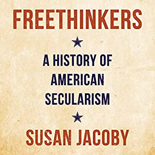 Freethinkers audiobook cover art