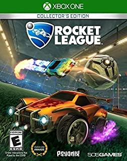 WB Games Rocket League: Collector's Edition - Xbox One