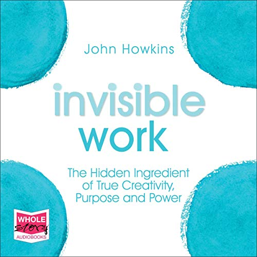 Invisible Work cover art
