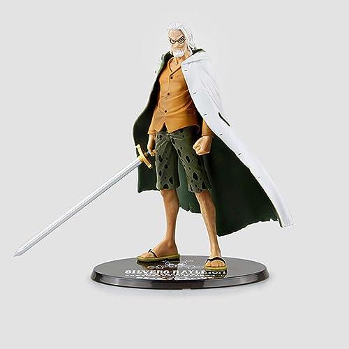 HYBKY Jouet Statue One Piece Jouet Modèle voituretoon Personnage Cadeau Décoration Pluto Raleigh Collectibles 17CM Artisanat Statue d'anime