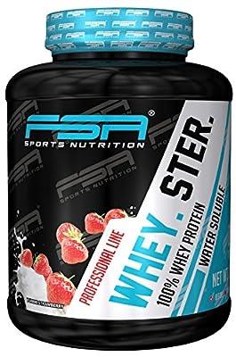 FSA Sports Nutrition 100% Whey Protein Wheyster from FSA Nutrition