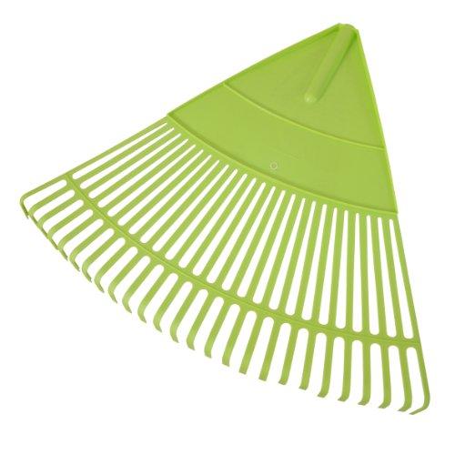 mächtig der welt Xclou Gartenbürste aus Kunststoff, 62 x 54 cm ohne Griff, grün, Arbeitsbreite ca.  54cm