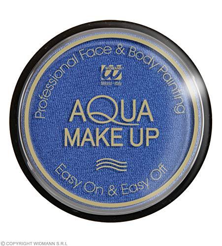 Widmann Aqua Makeup 15G - Metallic Blue
