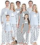 Sleepyheads Polar Bear His and Her Christmas Pajama Sets
