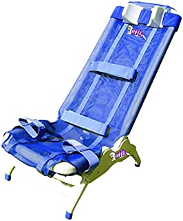Skillbuilders Otter Bath Chair-Small - up to 36-in - 60 lb. capacity