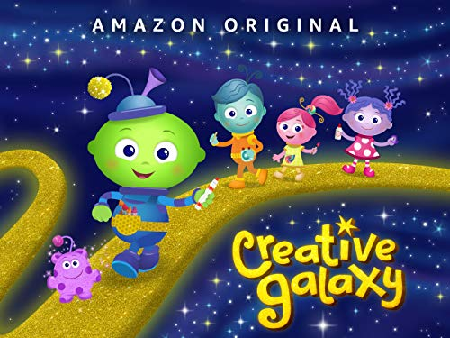 Creative Galaxy - Season 301