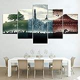 Mashanglaile Dekoration Gemälde Der Herr Der Ringe Film 5
