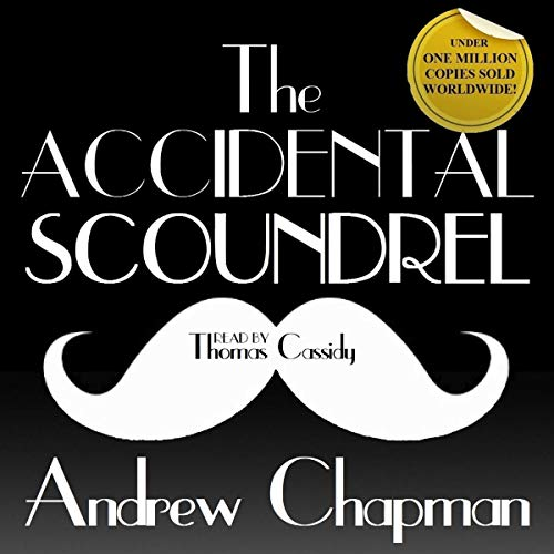 The Accidental Scoundrel cover art