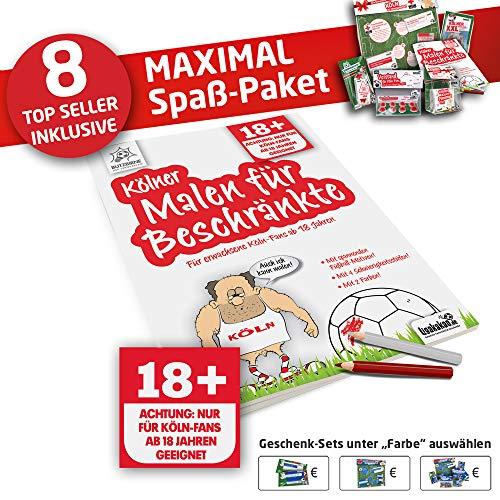 Alles für Köln-Fans by Ligakakao.de Köln Toaster ist jetzt das MAXIMAL SPAß Paket für FC