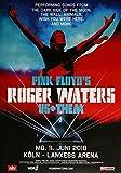 Roger Waters, Köln, 2018, Original - Concert - Poster -