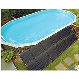 SunHeater 4' x 20' (80 sq. ft.) Solar Heater for AG Pools