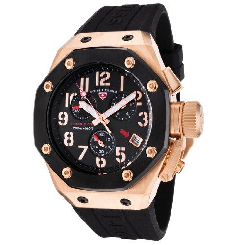 Swiss Legend Trimix Diver Chronograph