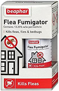 Beaphar Spray Insectifuge puces Poudre antipuces Fumigateur