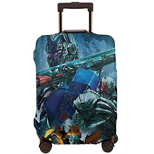 Transformers Movie Robot Hornet and Optimus Prime Maleta Funda protectora Banda elástica Caja protectora antiarañazos, Las mangas elásticas gruesas son fáciles de limpiar, impresas con estilo y lindas