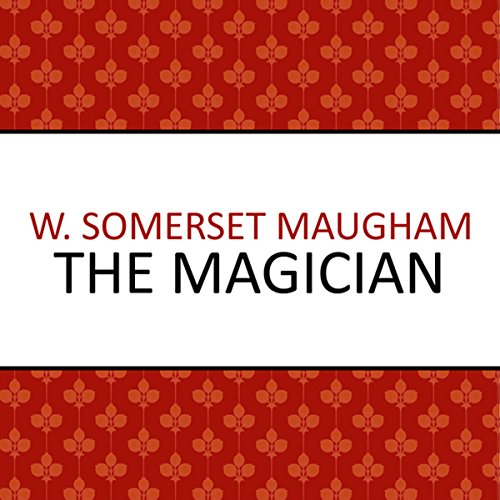 The Magician audiobook cover art