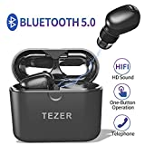 READ Bluetooth Kopfhörer Kabellos, In Ear Ohrhörer Bluetooth 5.0 Sport Deep Bass Stereo Sound...