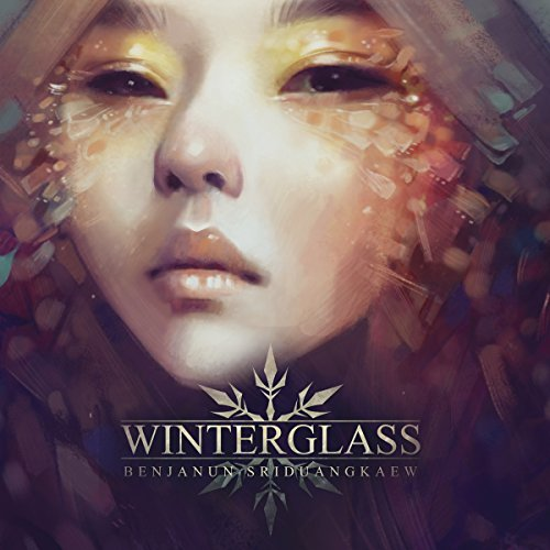 Winterglass audiobook cover art