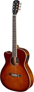 James Neligan 6 String Acoustic-Electric Guitar BES-ACE DCB LH