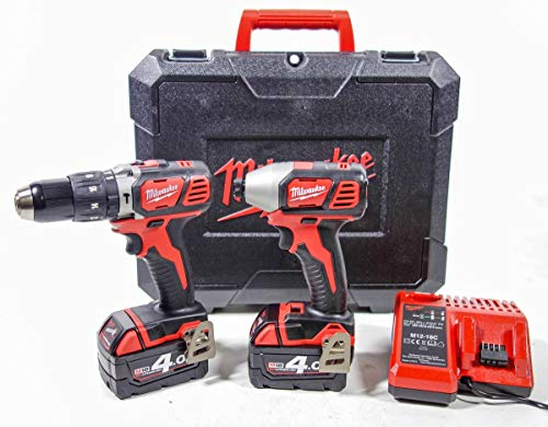 Milwaukee M18 bpp2 C-402 C schwere Twin Pack