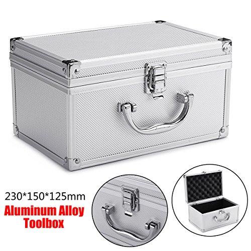 Generic. T Tool Box Boîte à Outil Phy – Stora Coque Instrument OL Aluminium éponge UM éponge Orgue Camera Photographie de Stockage Anizer Organiseur