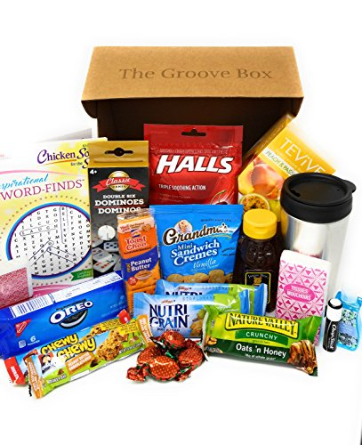 Get Well Gift Basket - Care Package - Send Care and Concern...
