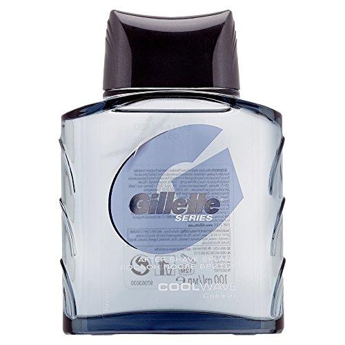 Gillette Series After Shave Splash Cool Wave, 100 ml