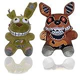 Five Nights 2 Plush Toys at Freddy's Doll Stuffed...